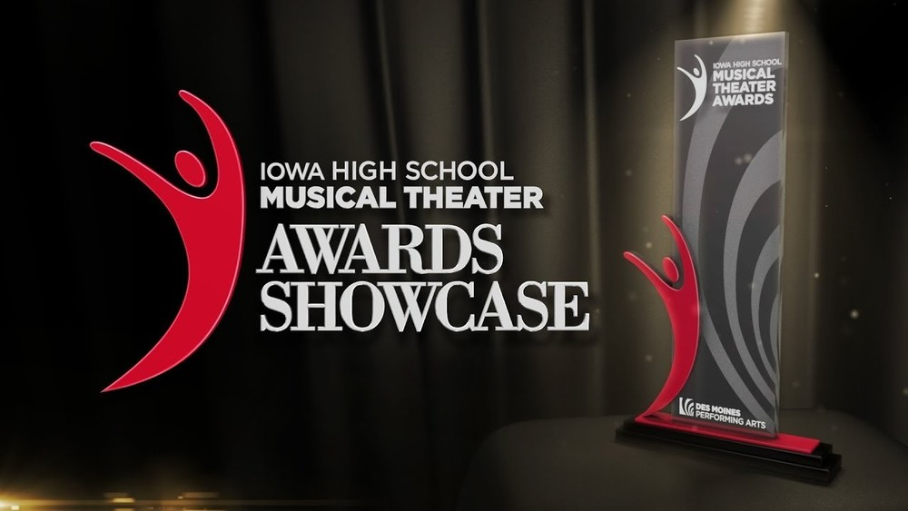 Clarke Theater Honored at the Iowa HS Musical Theater Awards