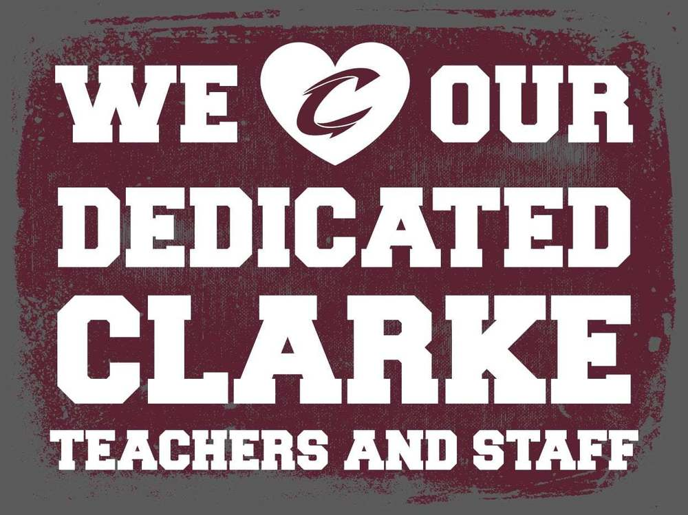 Clarke Yard Signs Still Available!