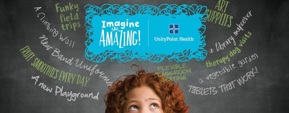 Imagine the Amazing! Contest
