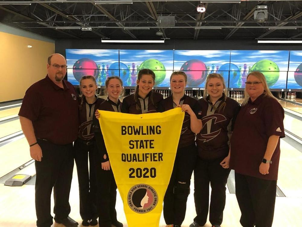Clarke Bowling Team Punches Ticket to State