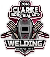 Clarke's Industrial Arts Sparks Brilliance in First Annual Welding Competition