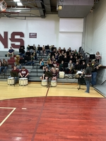 CCHS and Alumni Pep Band
