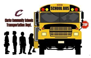 Bus Barn News: MS/HS Drop off and Pick up