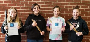 Clarke MS Band Solo & Ensemble Festival