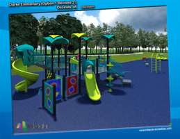 $50,000 for the Elementary Playground--here's how to help!