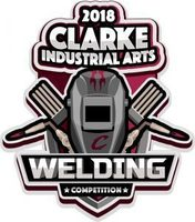 2018 Clarke Industrial Arts Welding Competition