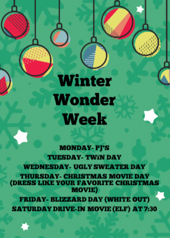 Winter Wonder Week Poster