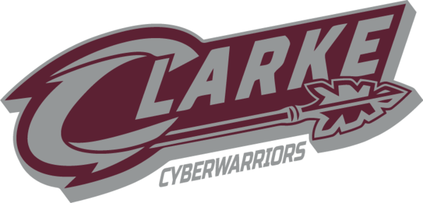 Clarke CyberWarriors Logo