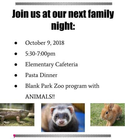 Blank Park Zoo Family Night