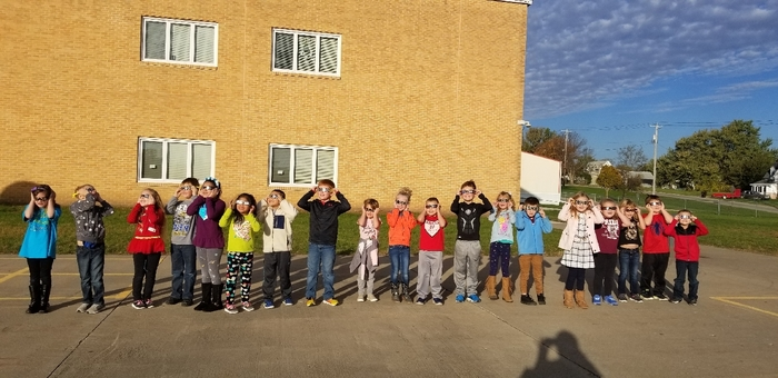 Observing the Sun!