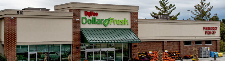 hyvee dollar fresh