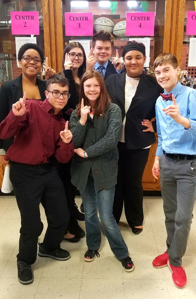 Musical Theater is headed to State Speech!